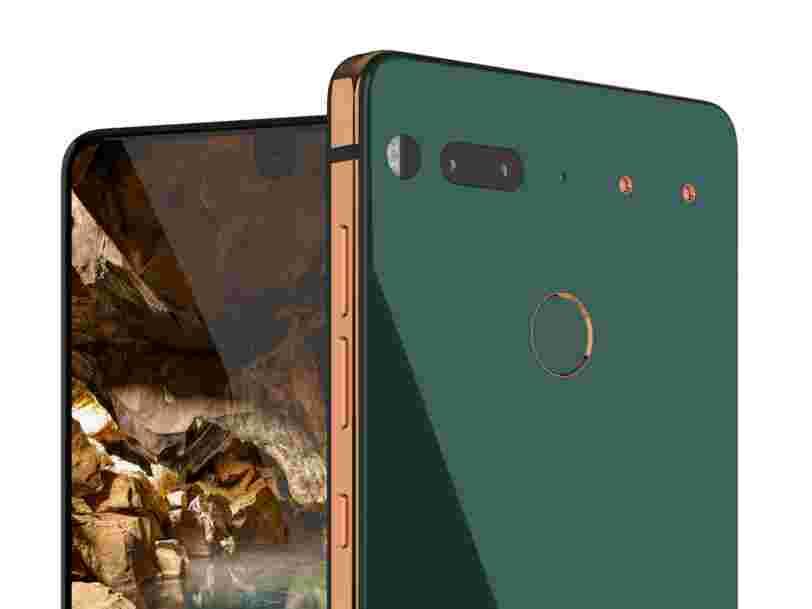 Le créateur d'Android a enfin dévoilé son nouveau smartphone