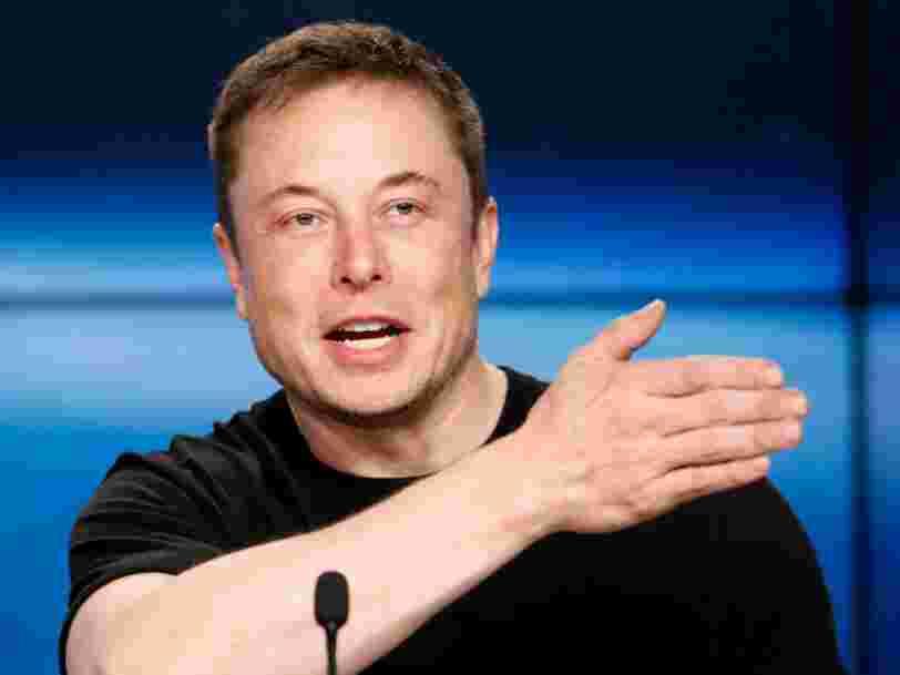 Elon Musk promet de nouvelles fonctionnalités sur la Tesla Model 3 dans les prochains mois