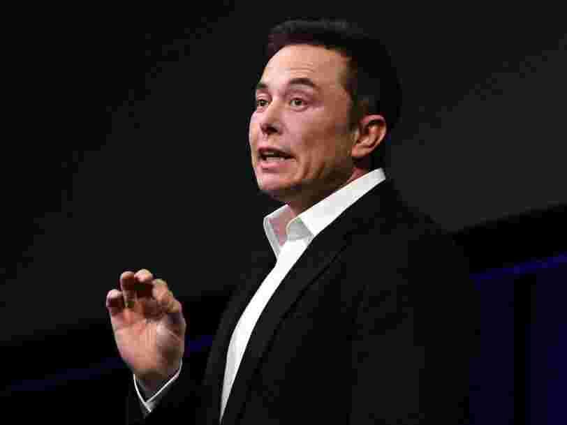 Elon Musk se retire de l'organisation de recherche en IA qui vaut 1Md$ et qu'il a cofondé