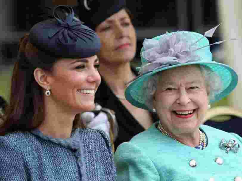 La reine Elizabeth a une fortune de plus de 500M$ — voici ce que pèse toute la famille royale britannique