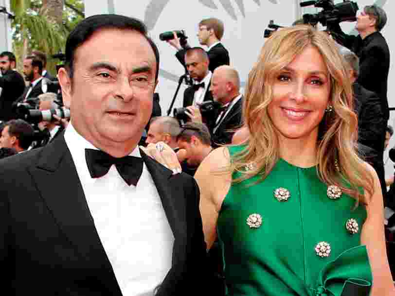 Mariage, maisons, yacht... Ces 11 factures de Carlos Ghosn qui posent problème