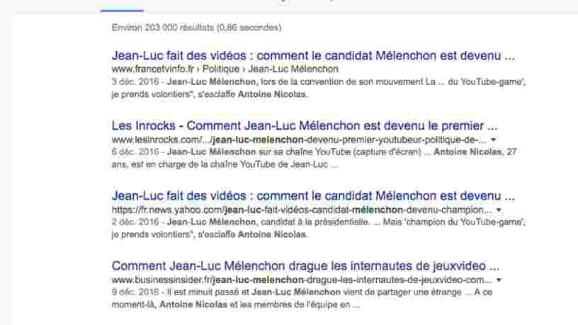 Voici le youtubeur de 27 ans derrière le succès fulgurant de la chaîne de Jean-Luc Mélenchon