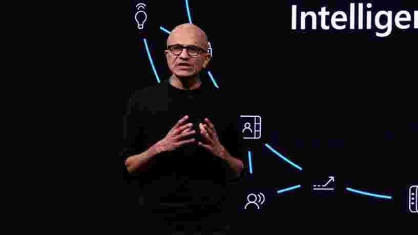 Microsoft devient la 3e entreprise à franchir la barre des 1000 Mds$ de capitalisation boursière