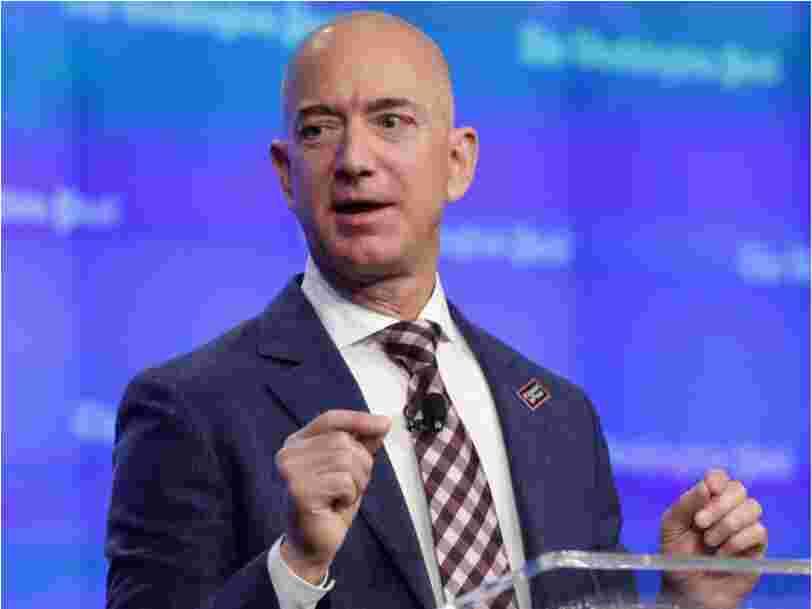 Le procédé que Jeff Bezos utilisait en entretien d'embauche avant de devenir PDG est devenue la méthode avec laquelle Amazon choisit ses employés