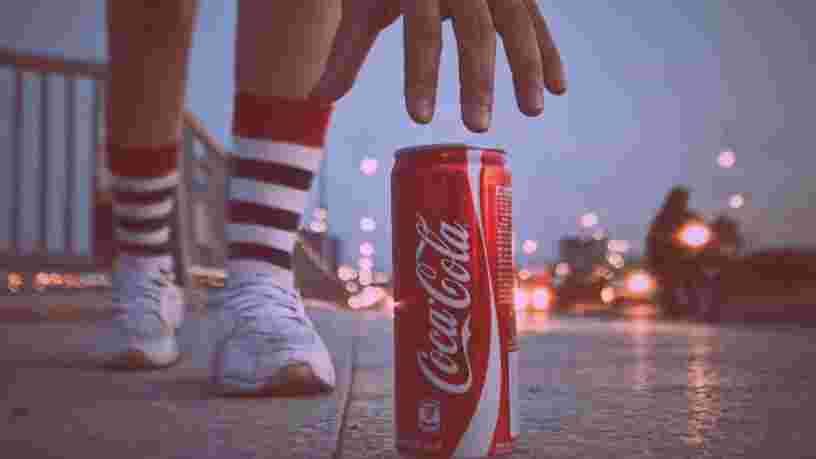 Coca-Cola se lance dans l'alcool