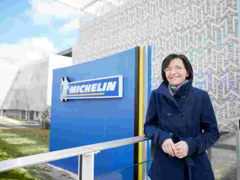 2 ingénieurs de Michelin ont remporté le prix de l'inventeur européen — voici à quoi ressemble l'innovation dans le pneu