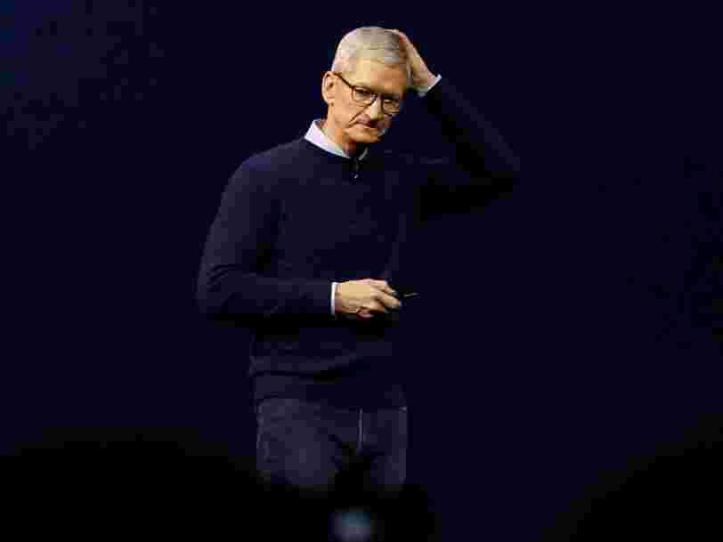 Le code secret essentiel qui permet aux produits iOS de démarrer a fuité en ligne — Apple confirme que c'est vrai