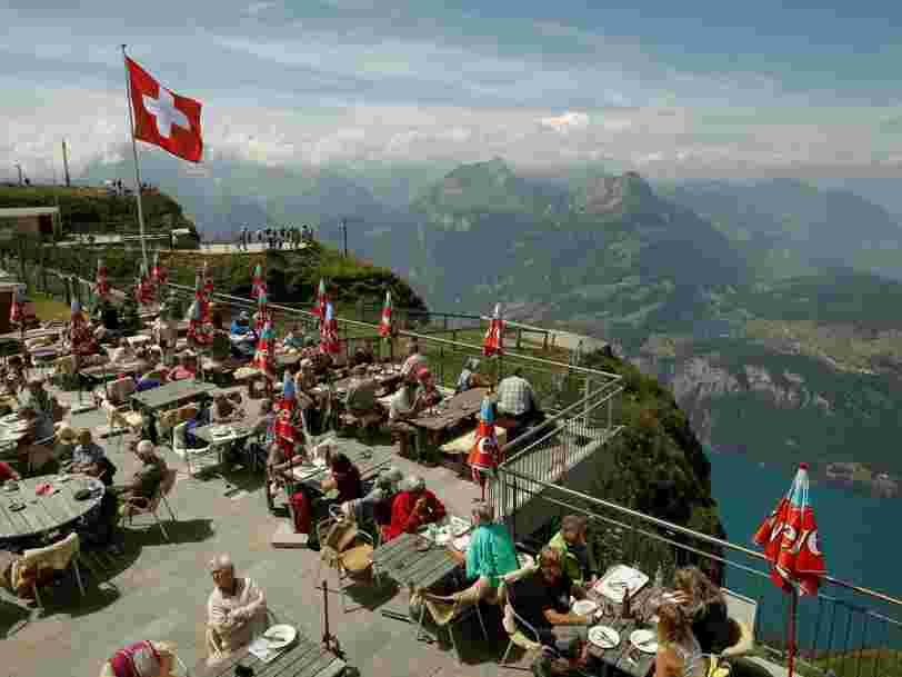 La canicule va priver de nombreux Suisses de feux d'artifices lors de la fête nationale