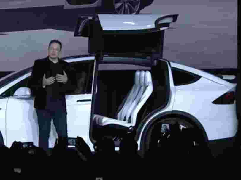 Tesla se rapproche de la première capitalisation du secteur automobile américain