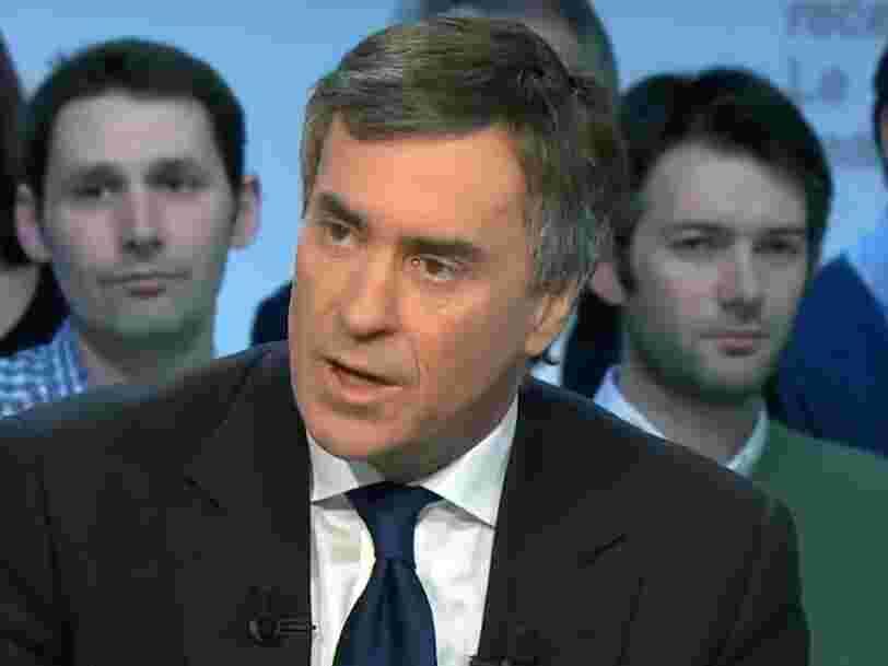 L'ex-ministre du budget Jérôme Cahuzac est condamné à 4 ans de prison dont 2 avec sursis pour fraude fiscale