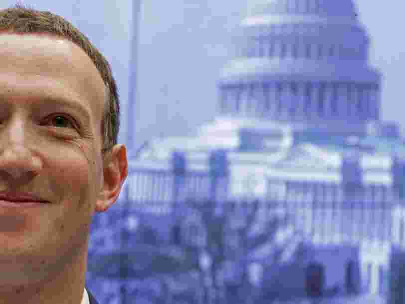 Facebook utilise des tactiques 'malhonnêtes et manipulatrices' pour forcer les Européens à accepter la reconnaissance faciale, selon des critiques