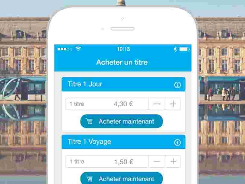 Cette startup française a une solution simple à un problème qu'on a tous eu dans le bus ou le métro