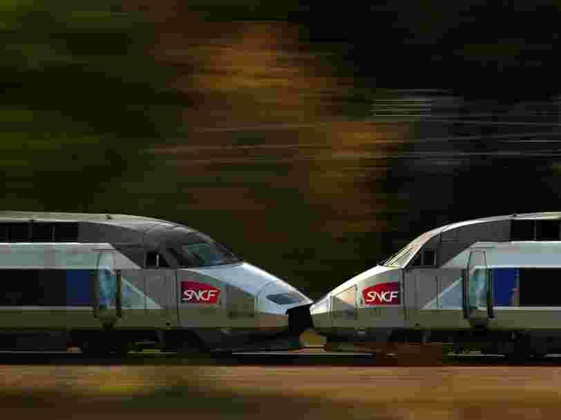 La SNCF veut devenir un grand magasin de transport — et il ouvrira ses portes en 2019