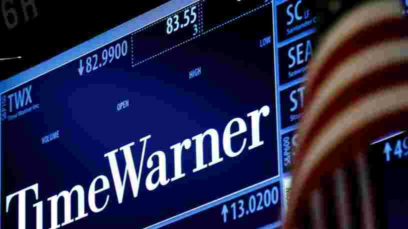 AT&T rachète Time Warner pour $85 milliards