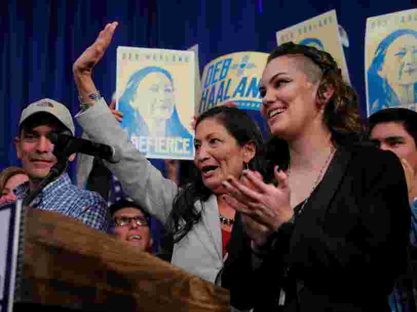 Elections aux Etats-Unis: Le parti démocrate conquiert la Chambre des représentants, les républicains se renforcent au Sénat