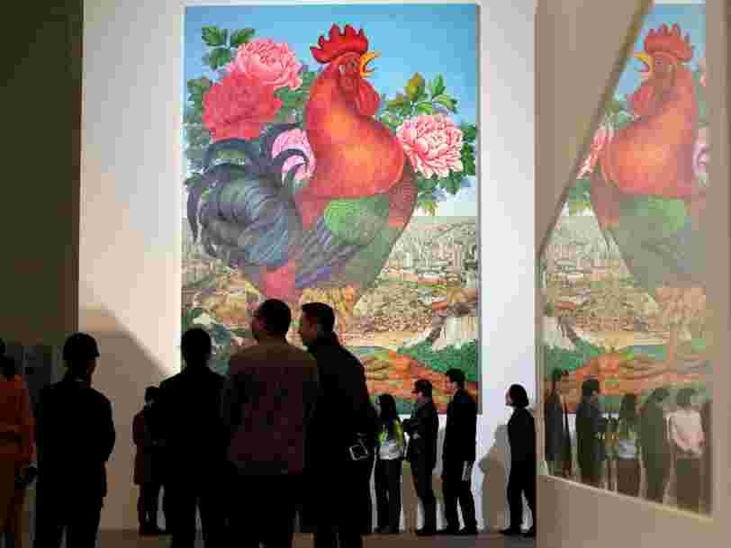 Sotheby's utilise la data pour savoir pourquoi les œuvres d'art gagnent ou perdent de la valeur sur le marché