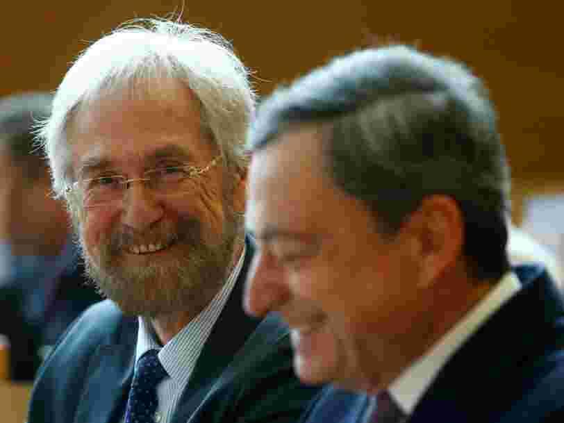 La Banque centrale européenne vient de fêter ses 20 ans — voici l'histoire de cette institution ébranlée par la crise de la dette en zone euro