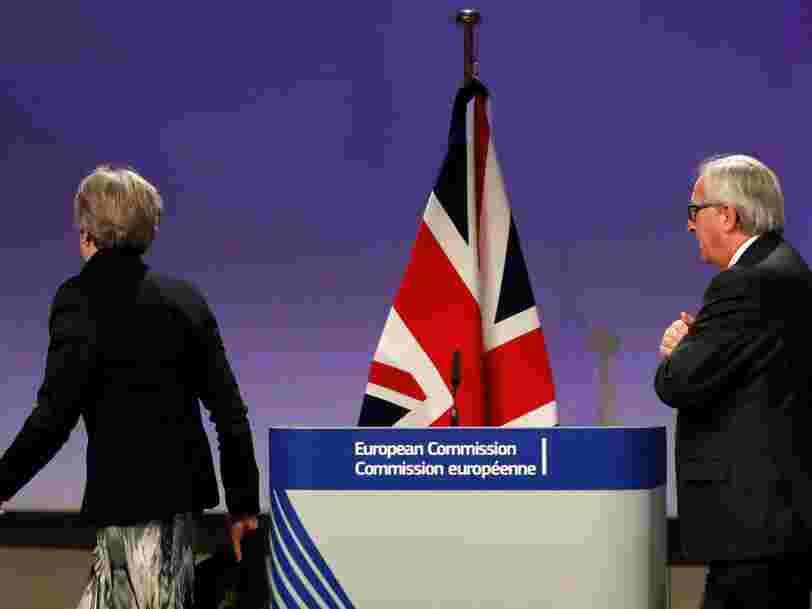 Il n'y a toujours pas d'accord sur le Brexit — mais le Royaume-Uni et l'Europe sont confiants pour trouver une solution d'ici 10 jours