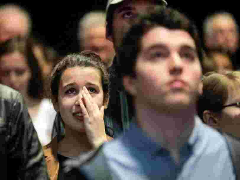 Il y a beaucoup de perdants après ce premier tour de l'élection présidentielle