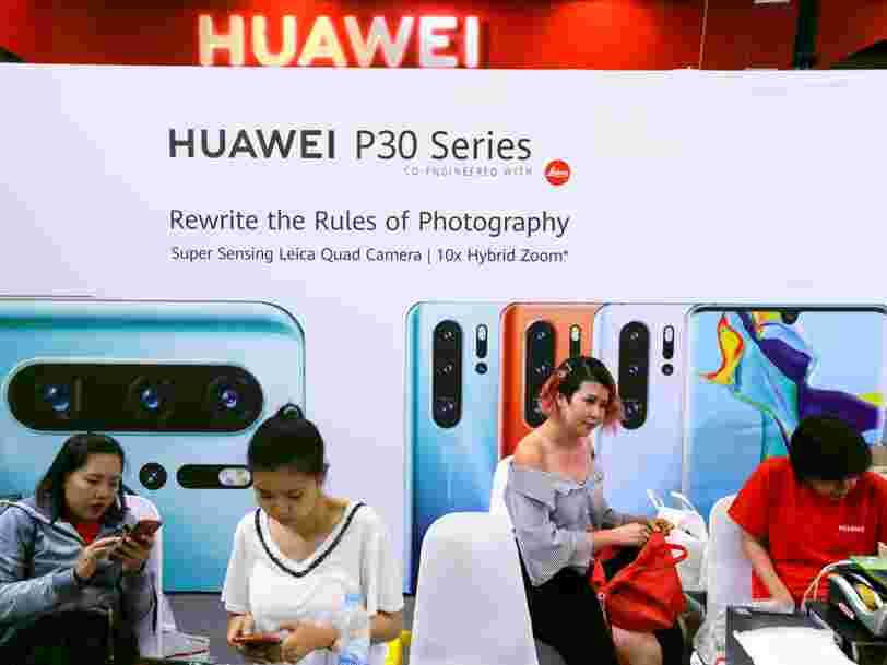 Huawei dépose une marque de système d'exploitation en Europe... et les 7 autres choses à savoir dans la tech ce matin
