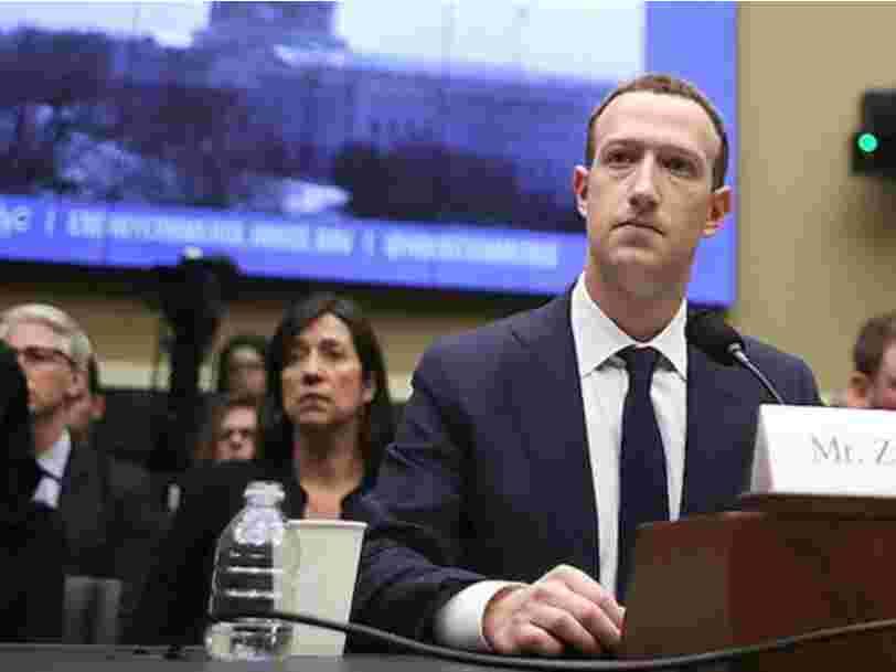 Facebook met en garde 800.000 utilisateurs après que des personnes qu'ils avaient bloquées ont été accidentellement débloquées