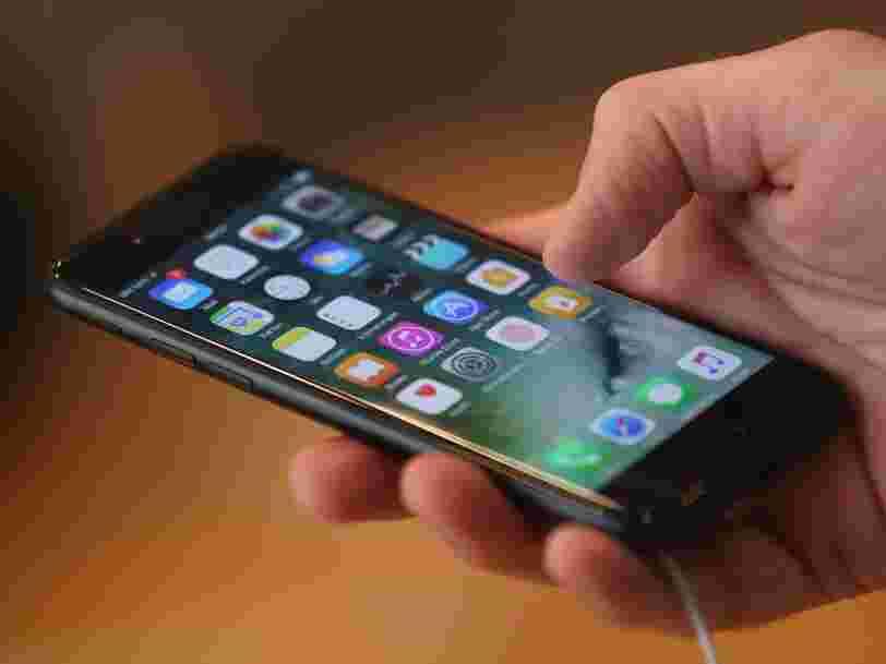 Plus de 180.000 applis iPhone ne seront plus compatibles avec iOS 11