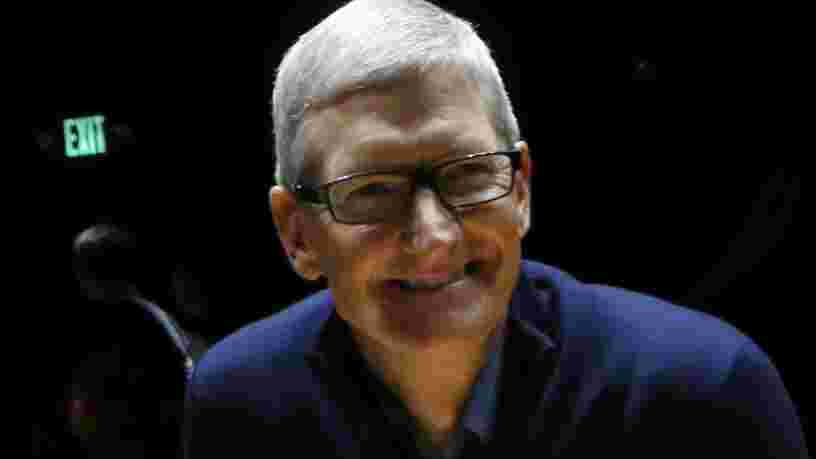 Apple envisage de fabriquer ses iPhone aux Etats-Unis — mais 'ça coûtera 2 fois plus cher'