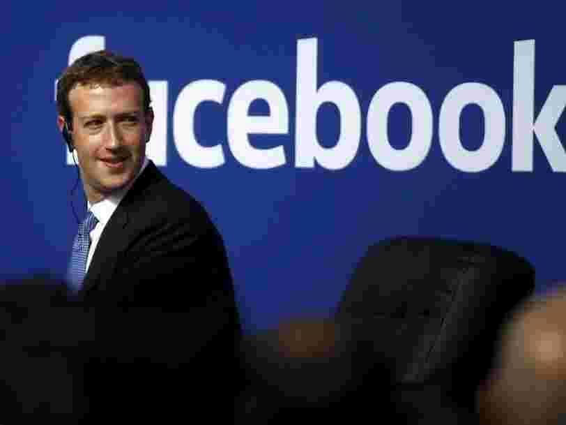 Mark Zuckerberg sèche encore la réunion de Trump avec les patrons de la tech