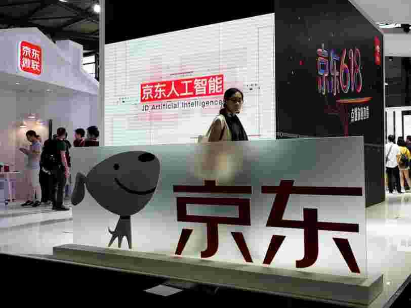 Google va investir 550 M$ dans le géant chinois du e-commerce JD.com
