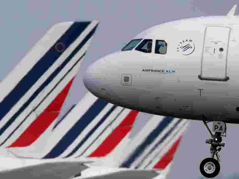 Air France-KLM envisagerait d'augmenter le salaire de son futur patron de plus de 100% pour rendre le poste plus attractif