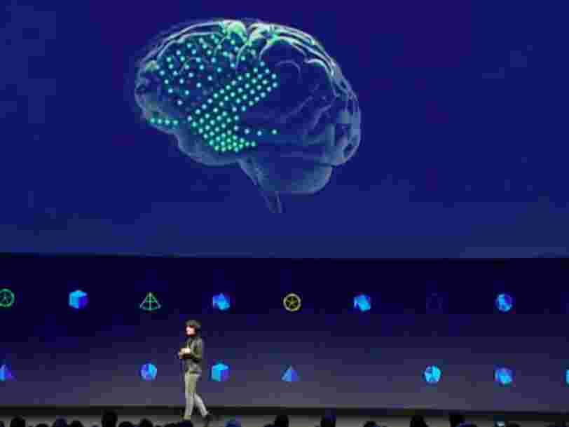 Facebook travaille sur une techno qui permet de taper sur un clavier grâce à votre cerveau