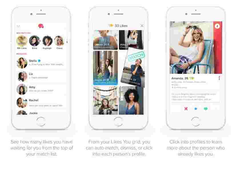 Tinder gagne maintenant plus d'argent que n'importe quelle appli de l'App Store