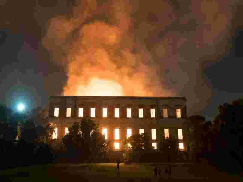 L'incendie qui a détruit un musée brésilien contenant 20 millions d'artefacts a également anéanti des registres entiers de langues que plus personne ne parle