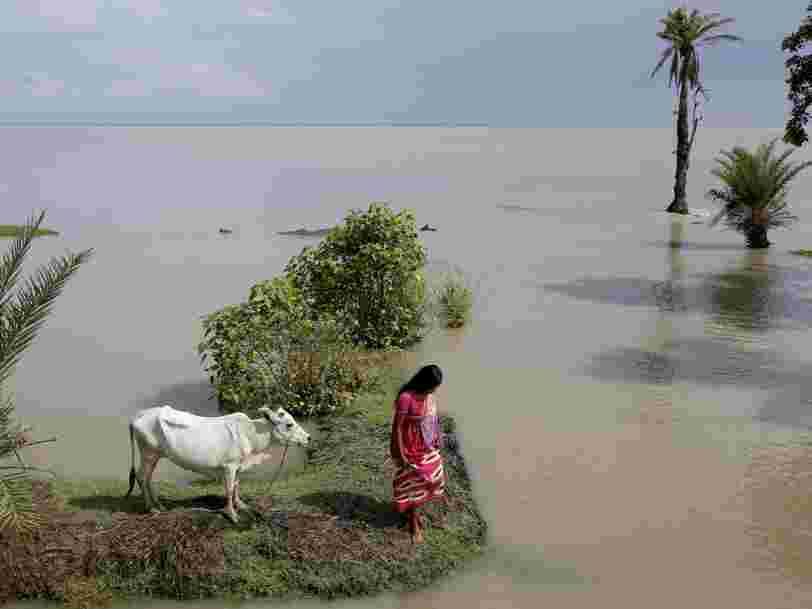 La Banque mondiale va débloquer 200 Mds$ pour aider les pays pauvres à lutter contre le réchauffement climatique