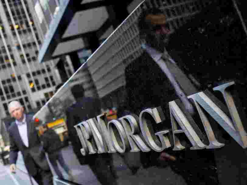 Les banques américaines apparaissent en difficulté à la Bourse de New York après leurs résultats semestriels