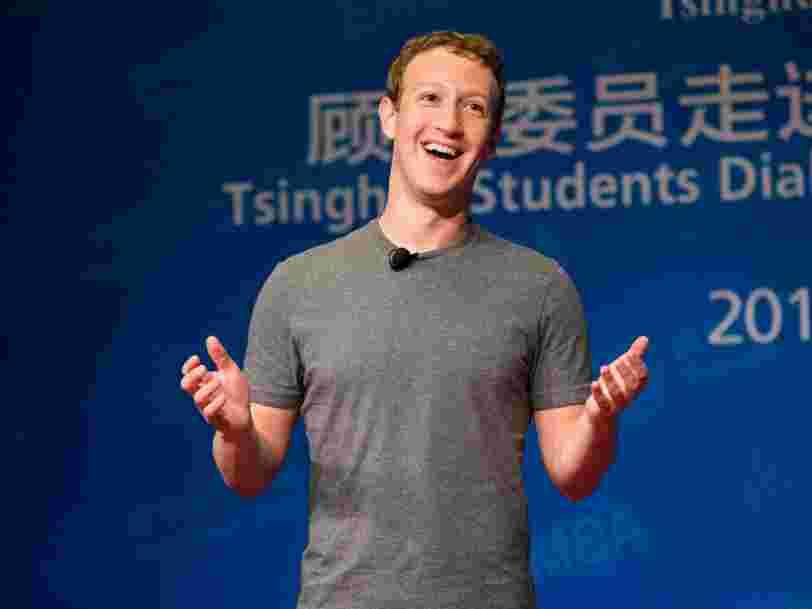 Facebook surpasse les attentes au T3 avec des revenus en plein essor, mais il y a des inquiétudes pour 2017