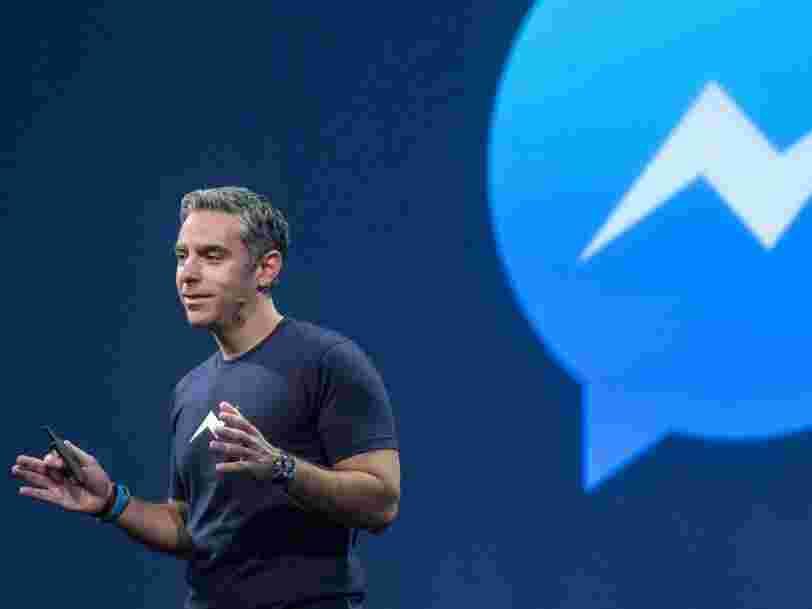 Facebook Messenger ouvrira son service de paiement en France d'ici la fin d'année