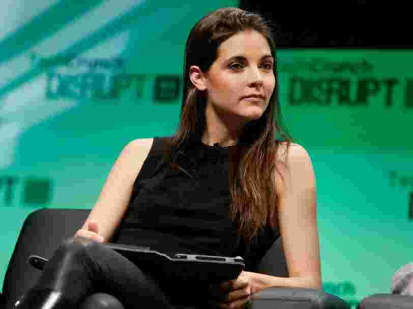 La fondatrice d'une startup recalée 148 fois avant de lever presque 30M$ a fait 2 petits changements pour rendre les investisseurs enthousiastes