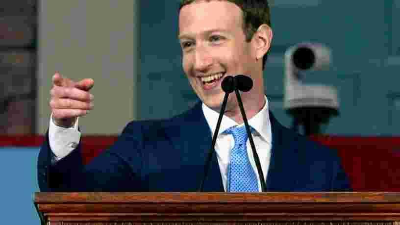 Comment Mark Zuckerberg dirige Facebook, le meilleur endroit où travailler aux États-Unis
