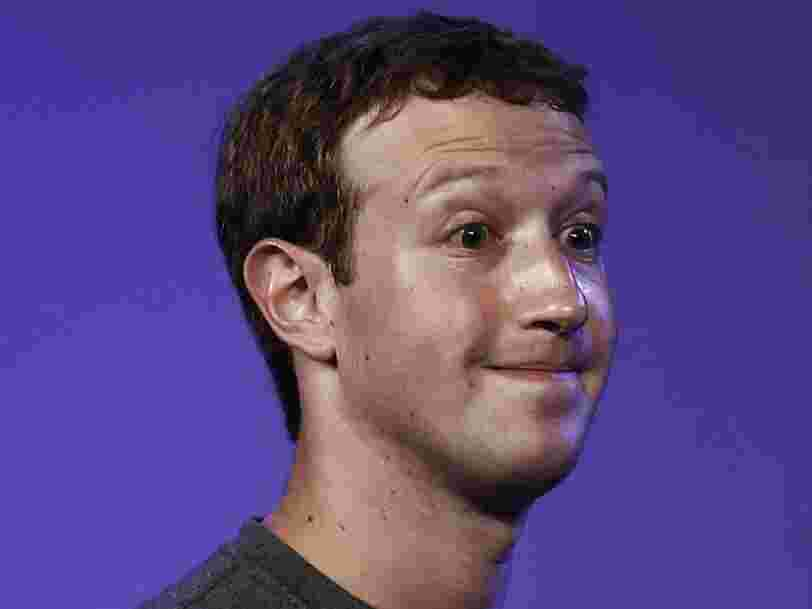 Facebook lâche une bombe et dit que la plupart de ses 2 milliards d'utilisateurs pourraient avoir eu leurs données personnelles dérobées
