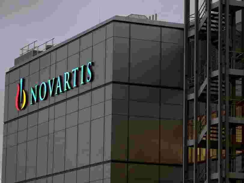 Le géant pharmaceutique suisse Novartis offre 3,4 Mds€ pour un laboratoire français