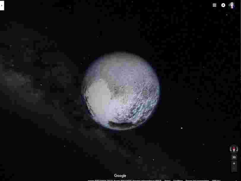 Une fonctionnalité peu connue de Google Maps vous permet d'explorer notre système solaire — voici comment visiter Mercure, Venus et d'autre planètes et lunes sur Google Maps