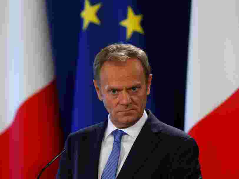 L'UE publie son plan officiel concernant les négociations du Brexit