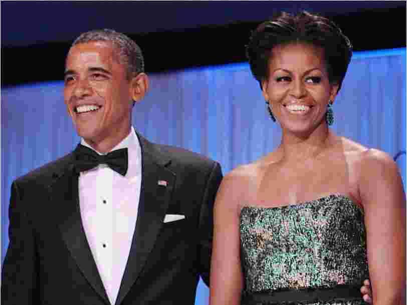 Barack et Michelle Obama ont signé un accord avec Netflix pour créer des programmes et films originaux