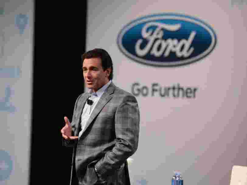 Le patron de Ford donne la vraie raison pour laquelle le constructeur renonce à son usine au Mexique —et ce n'est pas juste à cause de Donald Trump