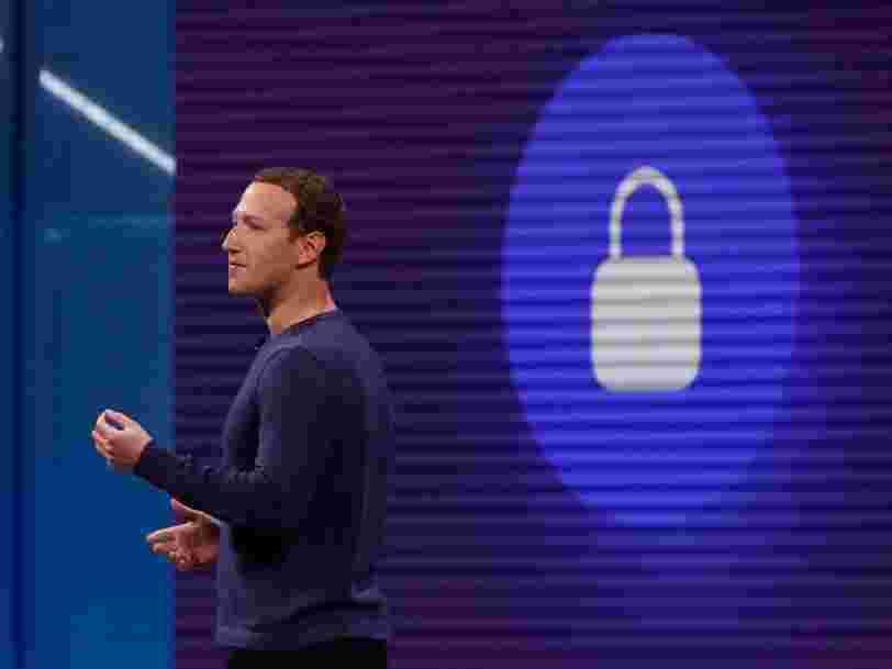 Facebook suspend 200 applis soupçonnées d'avoir utilisé de manière abusive les données des utilisateurs du réseau social