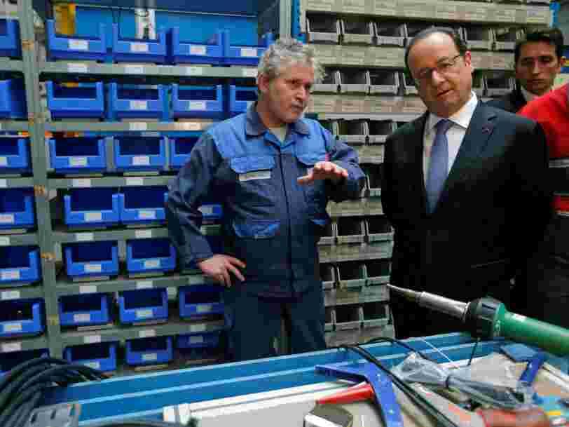 Les créations d'emplois privés en France ont atteint leur plus haut niveau depuis 2007