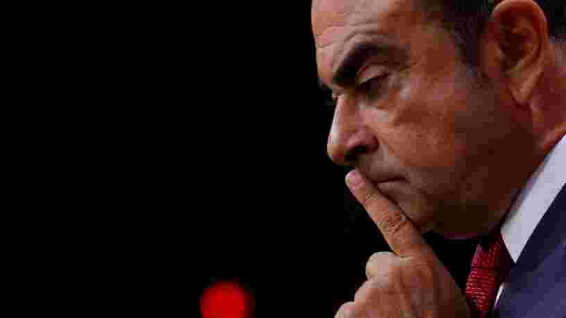Carlos Ghosn s'exprime pour la première fois depuis son arrestation — il accuse les dirigeants de Nissan de 'complot' et de 'trahison'