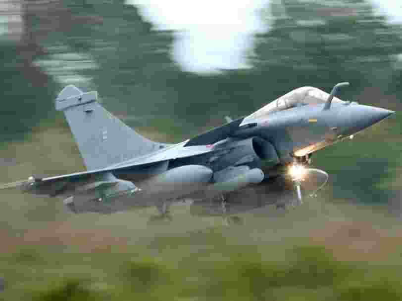 Thales profite par ricochet des contrats de défense signés récemment par la France en Inde et en Australie