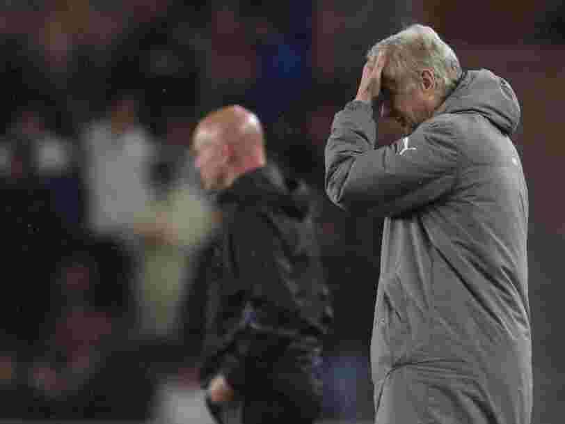Voici le manque à gagner d'Arsenal si le club échoue à se qualifier pour la Ligue des Champions
